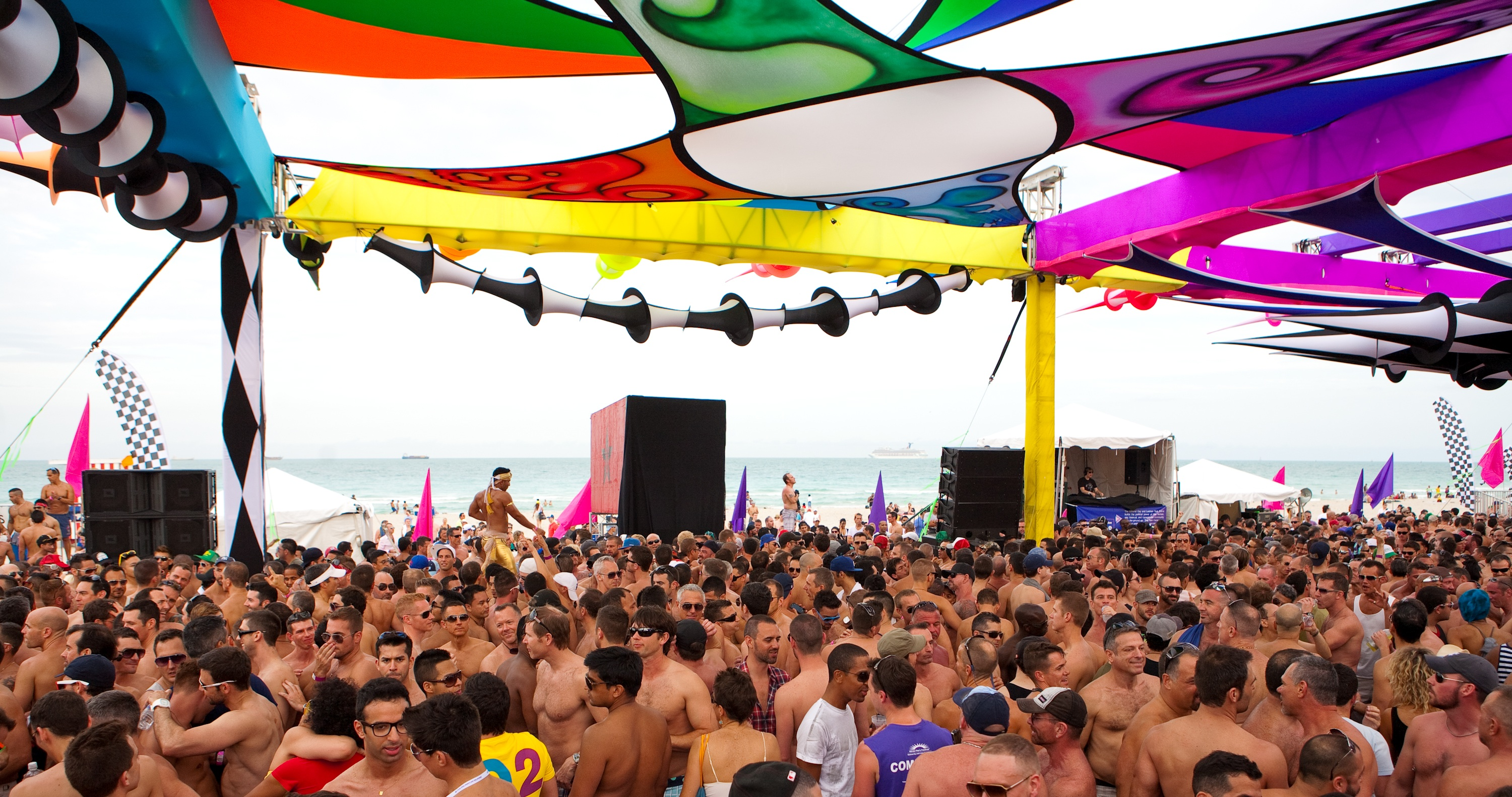 Image result for the winter party miami beach