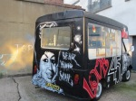 Aretha Franklin buggie in East London