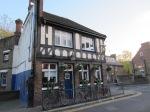 East London pub
