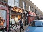 Nelly Duff shop in East London