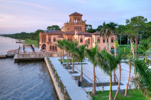Ca' d'Zan mansion. Photo courtesy of The John and Mable Ringling Museum of Art