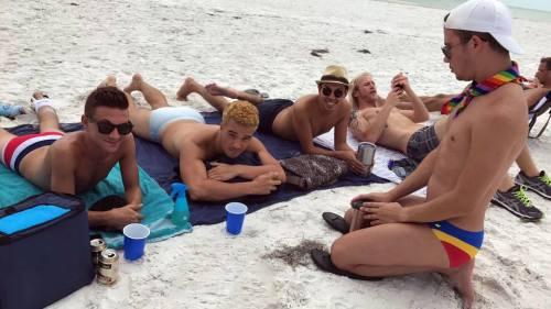 Sarasota Big Gay Beach Party from SarasotaOUT.com